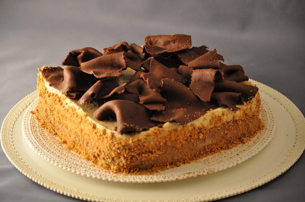 delizia al cioccolato e marroni