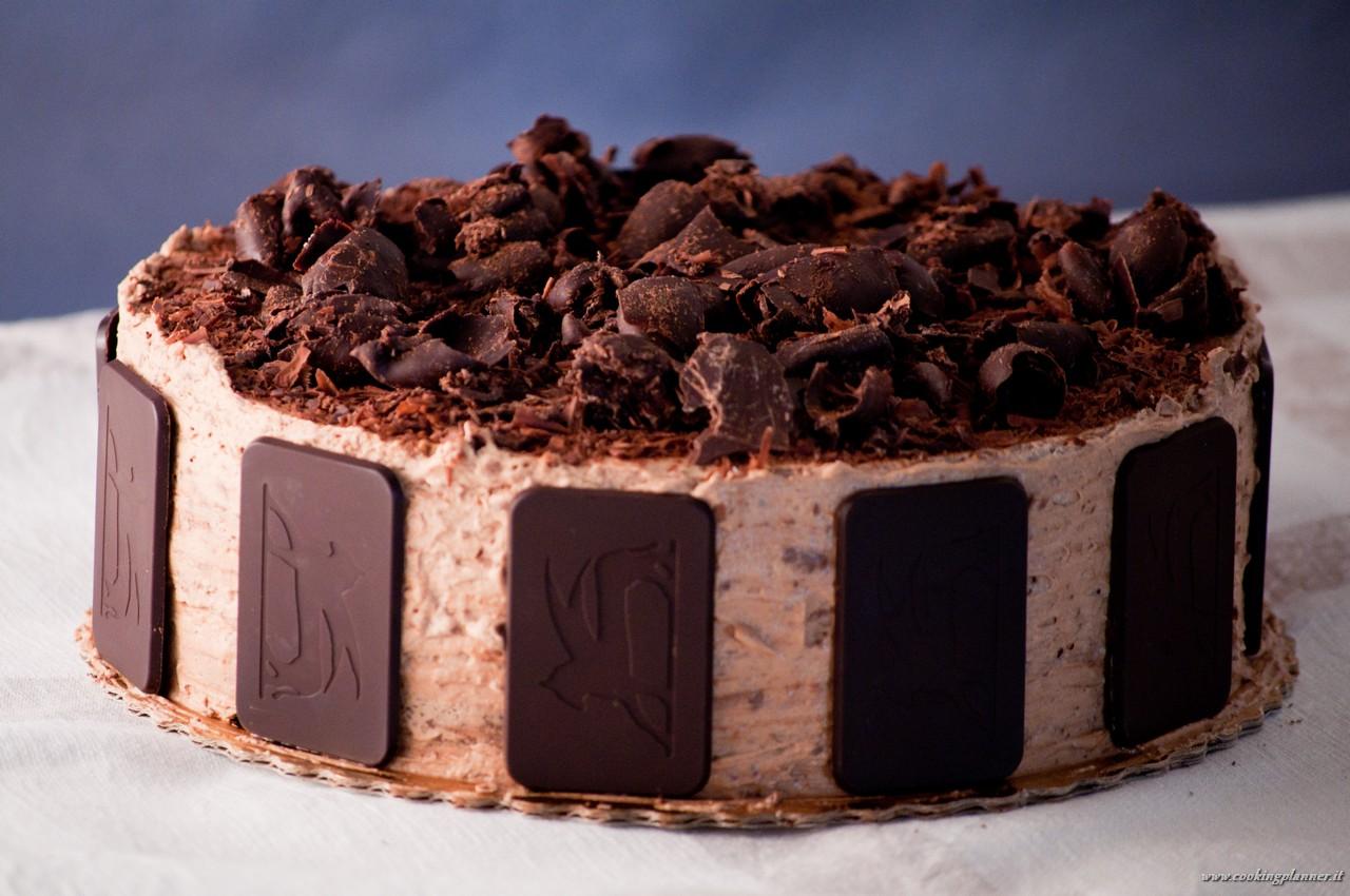 spesso Torta al cioccolato croccante | Cooking Planner MP89