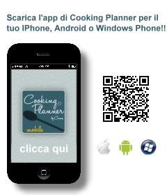 Scarica l'app di Cooking Planner!