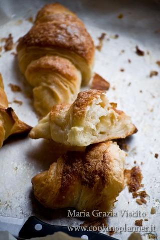 Croissant con poolish di Leonardo Di Carlo