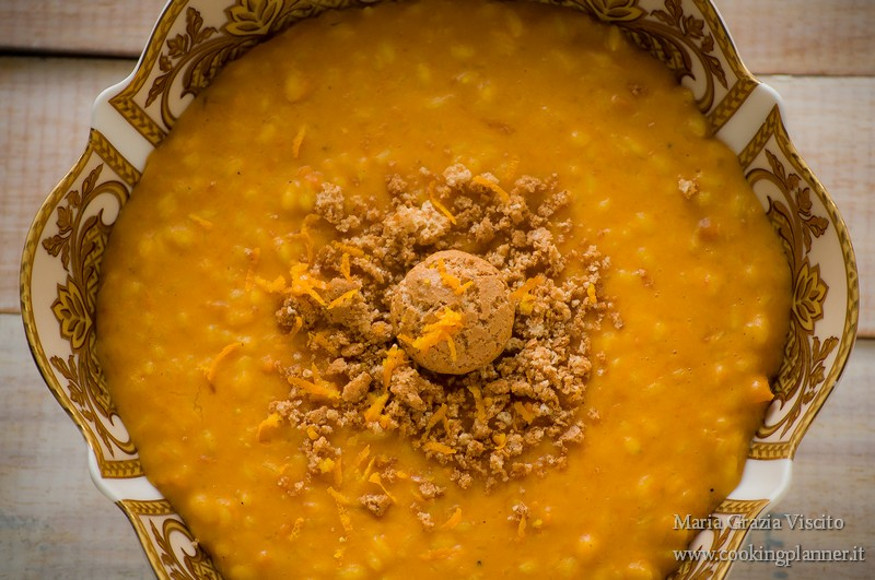 giallo zafferano minestrone