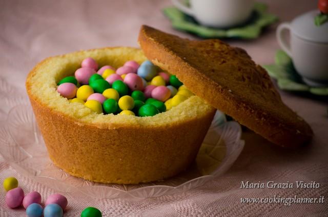 Roba da blog..(ovvero torta ripiena di caramelle)