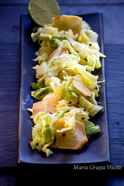 10. Insalata di patate , lime e pepe rosa di Maria Grazia