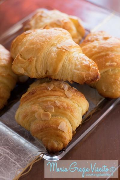 I croissant au beurre di Felder