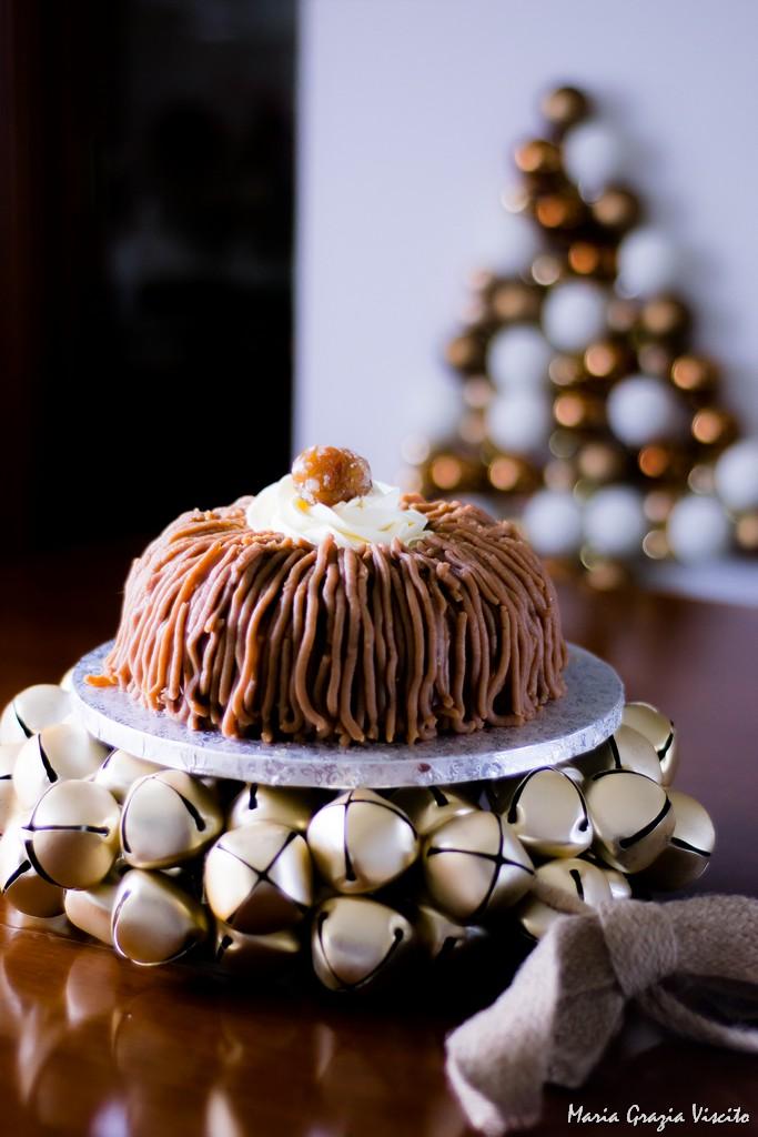 Le Torte Per Le Feste Il Mont Blanc Di Felder Cooking