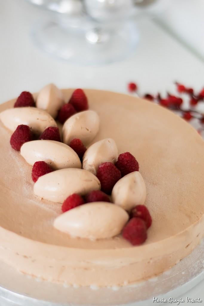 Mousse leggera al cioccolato al latte (adattata da una ricetta di L.DI Carlo)