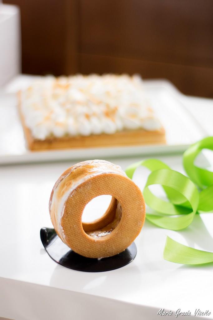 La tarte citron di Amaury Guichon